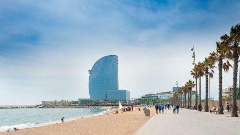 Playa de la Barceloneta (Foto: iStock)