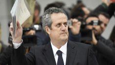 Joaquim Forn, exconseller de Interior de la Generalitat de Cataluña. (Foto: AFP)