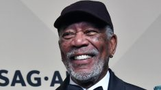 El actor Morgan Freeman. (AFP)