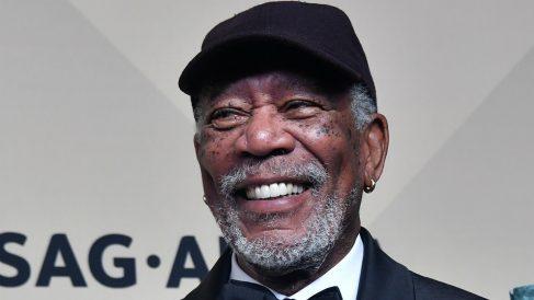 El actor Morgan Freeman. (AFP)