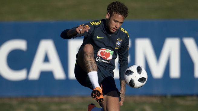 La 'milagrosa' recuperación de Neymar con Brasil