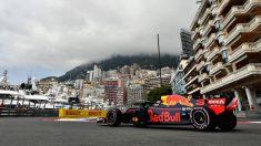 Daniel Ricciardo dominó en Mónaco de principio a fin. (AFP)