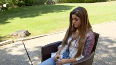 Violeta vuelve a llorar en 'MYHYV'