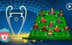 Alineación del Liverpool para la final de la Champions League 2018: Klopp sale con todo