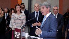 Ángel Garrido este mismo viernes. (Foto. CM)