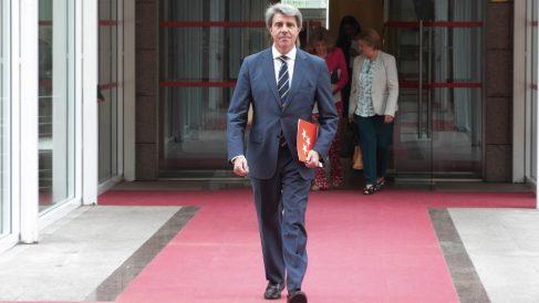 Ángel Garrido. (Foto. PP)