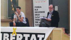 Joan Olivé, uno de los impulsores de la Cooperativa Catalana de Servicios Financieros.