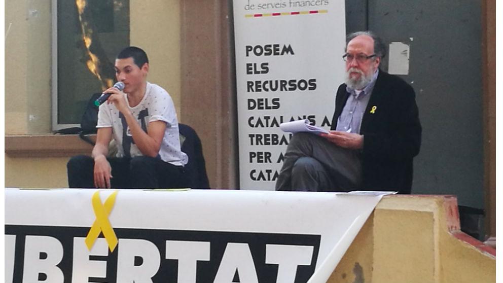 Los independentistas activan la caja de la rep blica al for Clausula suelo caja espana 2018