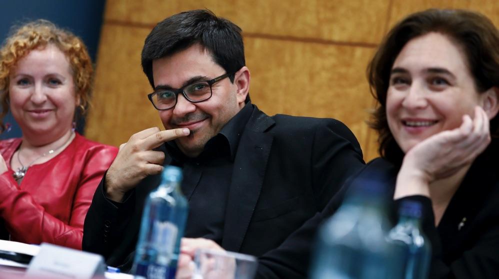 Gerardo Pisarello. (Foto. Barcelona)