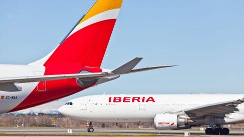 Holding IAG (Foto. Iberia)