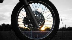 El inventor de la rueda sigue viendo como se perfecciona su invención.