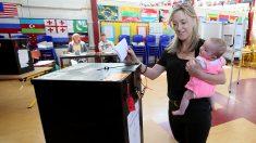 Votación sobre el aborto en Irlanda (Foto: AFP)
