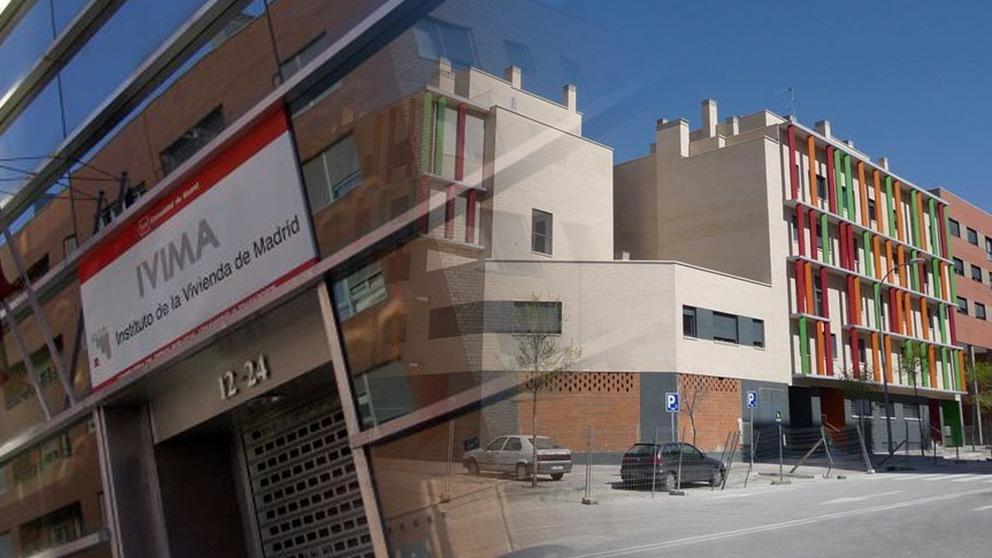 Viviendas sociales en Madrid del IVIMA