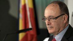 El ex gobernador del Banco de España. Luis María Linde (Foto: EFE).