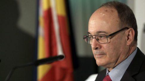 El gobernador del Banco de España. Luis María Linde (Foto: EFE).