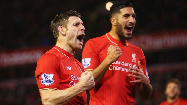 Klopp recupera a Can y a Milner a tiempo para la final de la Champions League