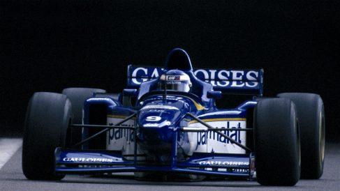 Olivier Panis consiguió en Mónaco el único triunfo de su carrera en la Formula 1 en una de las pruebas más locas de la historia del certamen, en la que solo acabaron tres coches. (getty)