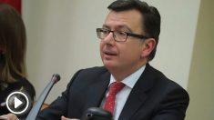 El ministro de Economía, Ramón Escolano. (Foto. PP)