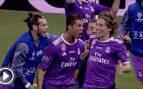 El vídeo que pone los pelos de punta a los madridistas antes de la final de la Champions League