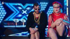"""Glich Gyals triunfa con su nuevo tema """"muslona"""" en 'Factor X'"""