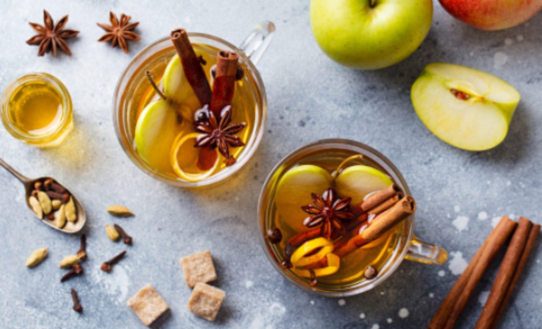 Infusión de canela, receta de bebida saludable y digestiva