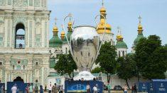 La ciudad de Kiev acoge la final de Champions 2018. (Getty)   Real Madrid – Liverpool