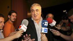 Lorenzo Sanz, ex presidente del Real Madrid. Foto: EFE
