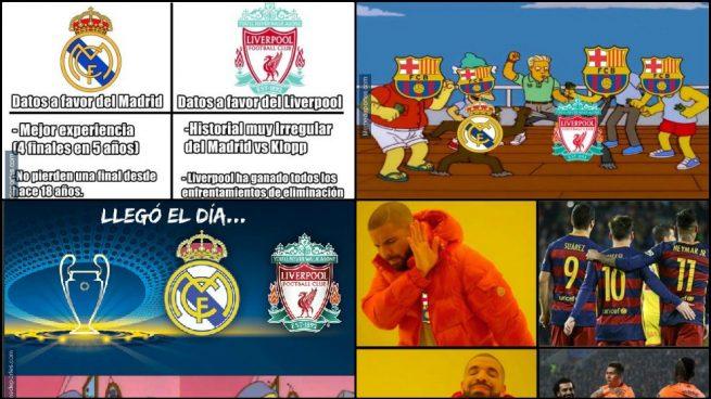 Los memes más divertidos de la final de la Champions League 2018