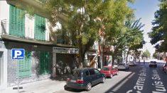 Calle Arxiduc Lluís Salvador de Palma.