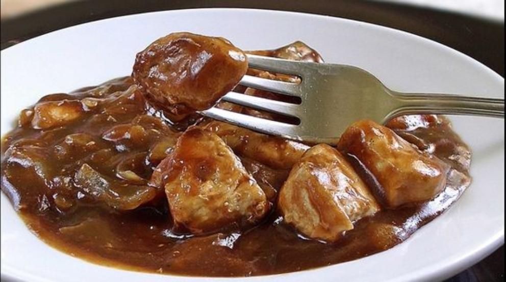 Receta de pechugas de pollo al balsámico fácil de preparar