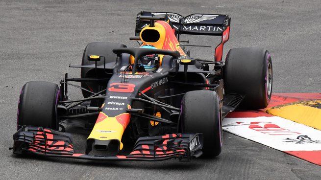 Victoria para Ricciardo en el GP Mónaco 2018 de Fórmula 1 (AFP).