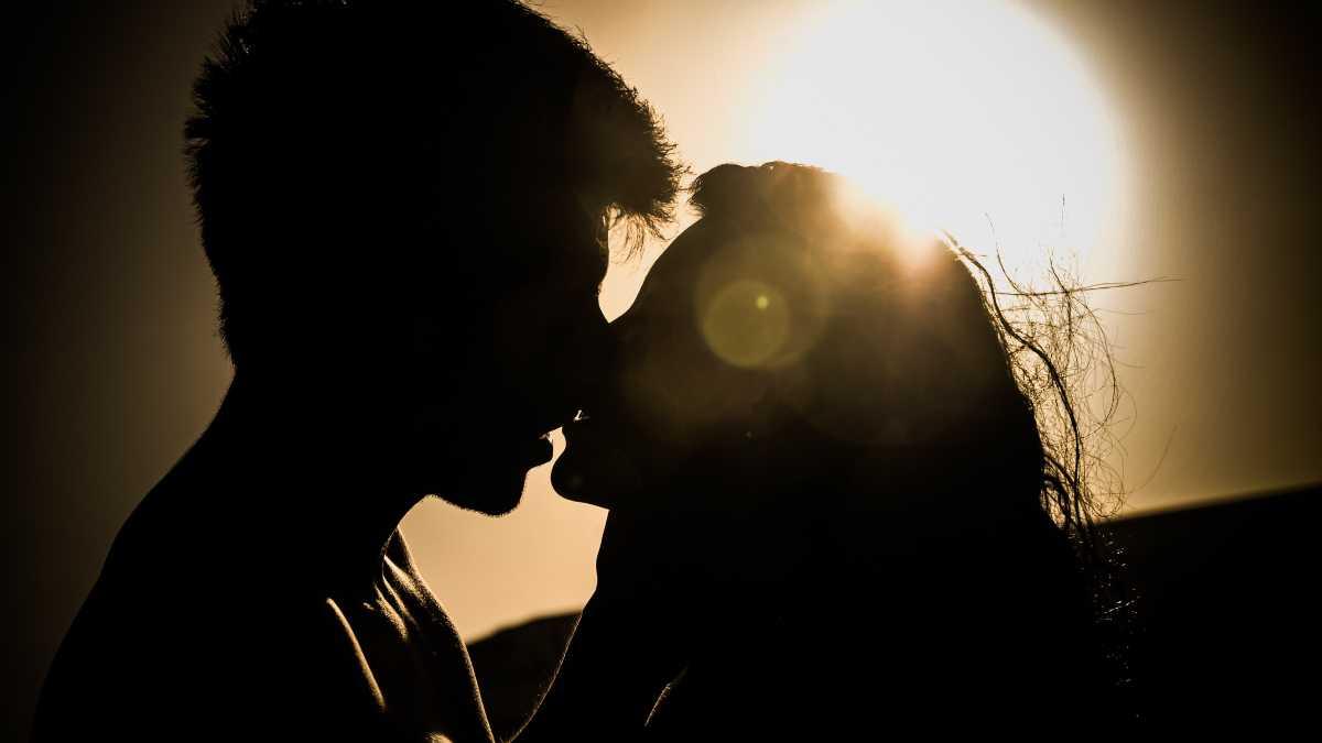 Beneficios de besarse