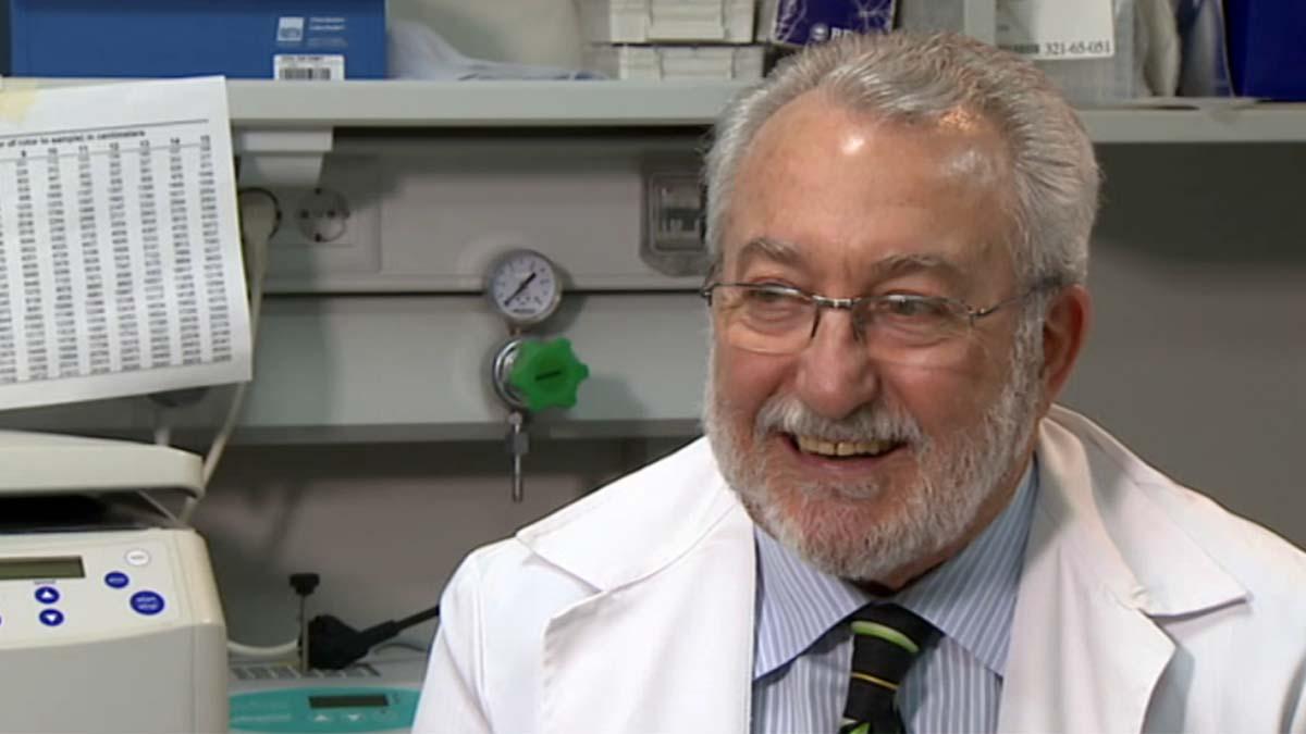 El ex ministro de Sanidad de Zapatero, Bernat Soria.