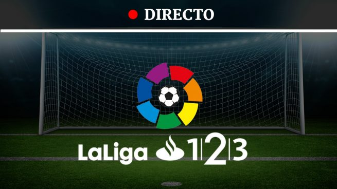 Liga 123, en directo: Resultados de los partidos de hoy de la jornada 40 de Segunda División