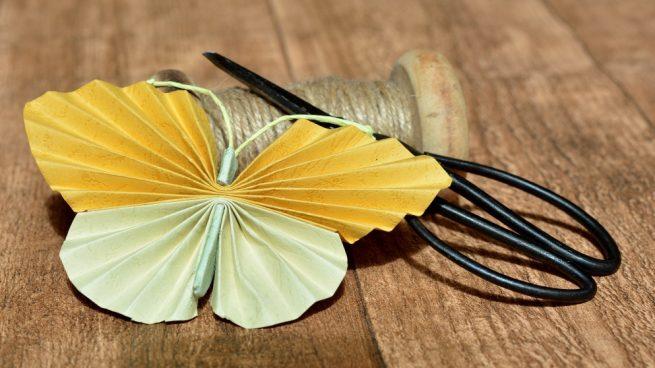 Como Hacer Mariposas De Papel Facilmente Paso A Paso