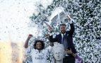 La celebración del Real Madrid por la Decimotercera, en directo