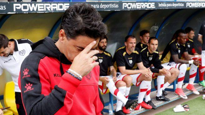 Roban la recaudación del partido Rayo – Lugo de las taquillas del estadio de Vallecas