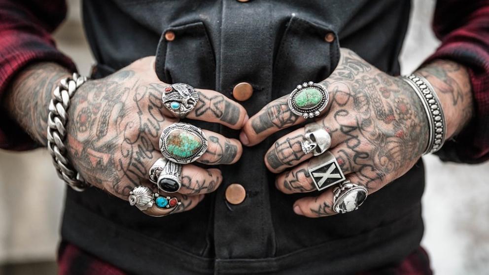 Los tatuajes, una tendencia cada vez más de moda.