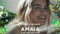 Amaia Romero en el cartel del Primavera Sound.