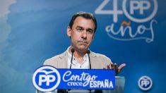 Fernando Martínez-Maillo, coordinador general del PP. (Foto: PP)