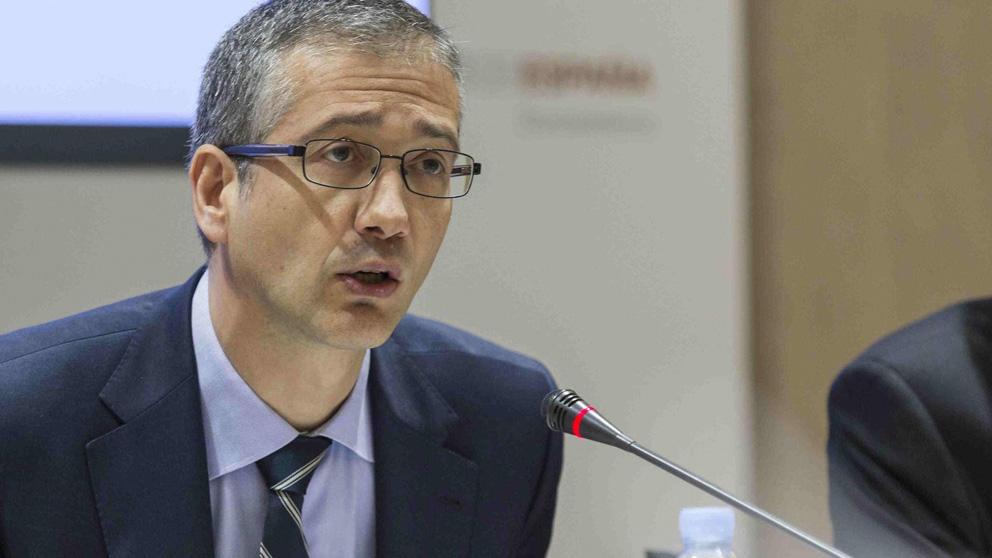 Pablo Hernández de Cos, nuevo Gobernador del Banco de España