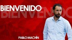 Pablo Machín, nuevo entrenador del Sevilla. (@SevillaFC)