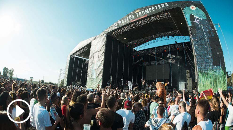Primavera Trompetera Festival 2018.
