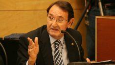 Ramon Riera, portavoz del PP en la Diputación de Barcelona.