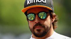 Fernando Alonso estaría pensando seriamente en dejar la Fórmula 1 a final de esta temporada por el aburrimiento que le produce el no disponer un coche que le permita pelear por ganar. (getty)