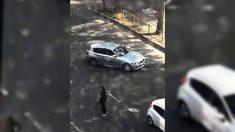Imagen difundida por los medios belgas del atacante de Lieja. | Tiroteo Bélgica