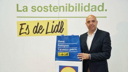 Claus Grande, director general de España (Foto: Lidl)