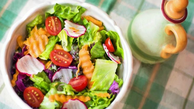 Comidas sanas para embarazadas recetas