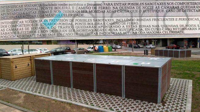 El Ayuntamiento del BNG en Pontevedra «espía» a los vecinos críticos con el compostaje
