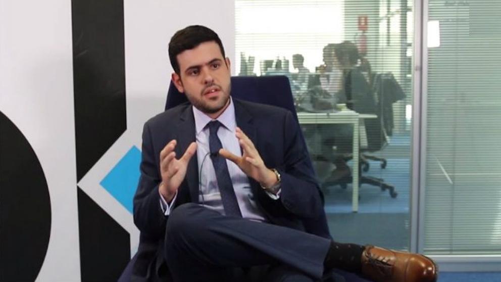 Francisco Poleo, director ejecutivo de 'El Nuevo País' y la Revista 'Zeta' en Venezuela.